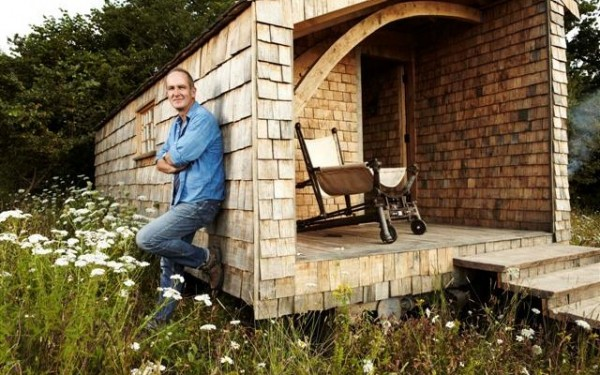 Kevin McCloud's, 'Man Made Home'