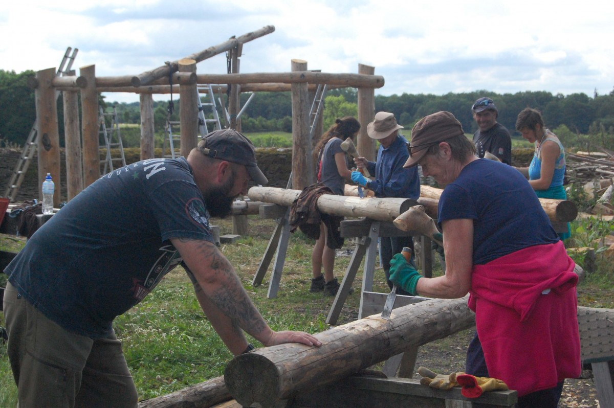 reciprocal roundhouse building course