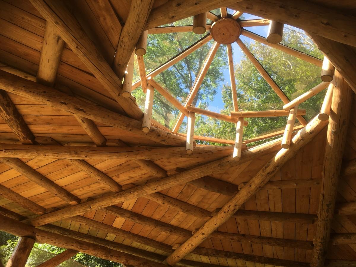 Roundhouse - Glazed Atrium